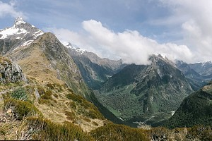 Routeburn and Milford Tracks