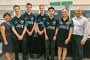 Join our F1 Race Team at the National Finals