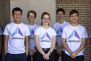 F1 Team Qualifies For National Finals