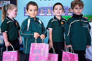 Annual Junior School Mother's Day Stall