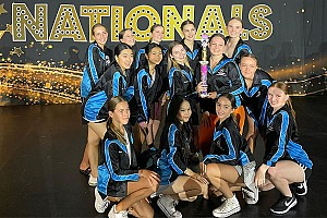 OneMaker Academy competes in National Dance Championship Grand Finals!