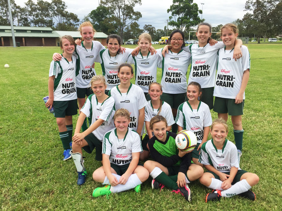 2017 cssa primary girls soccer gala day