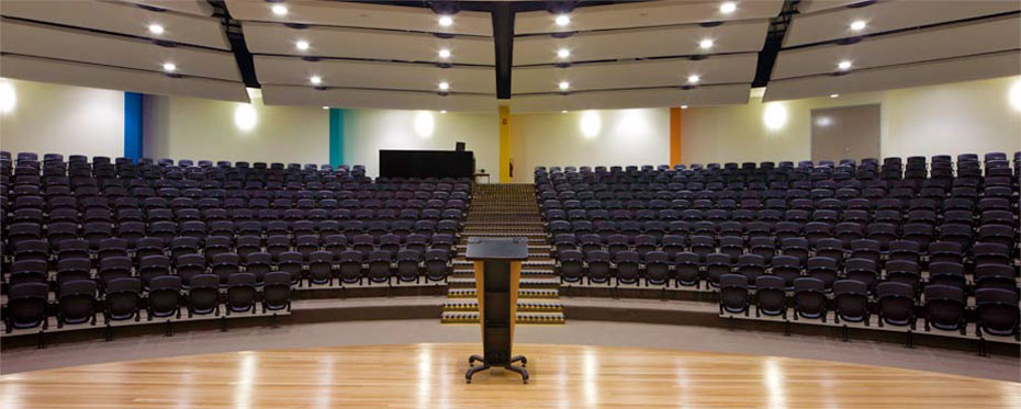 Performing Arts Centre Seating