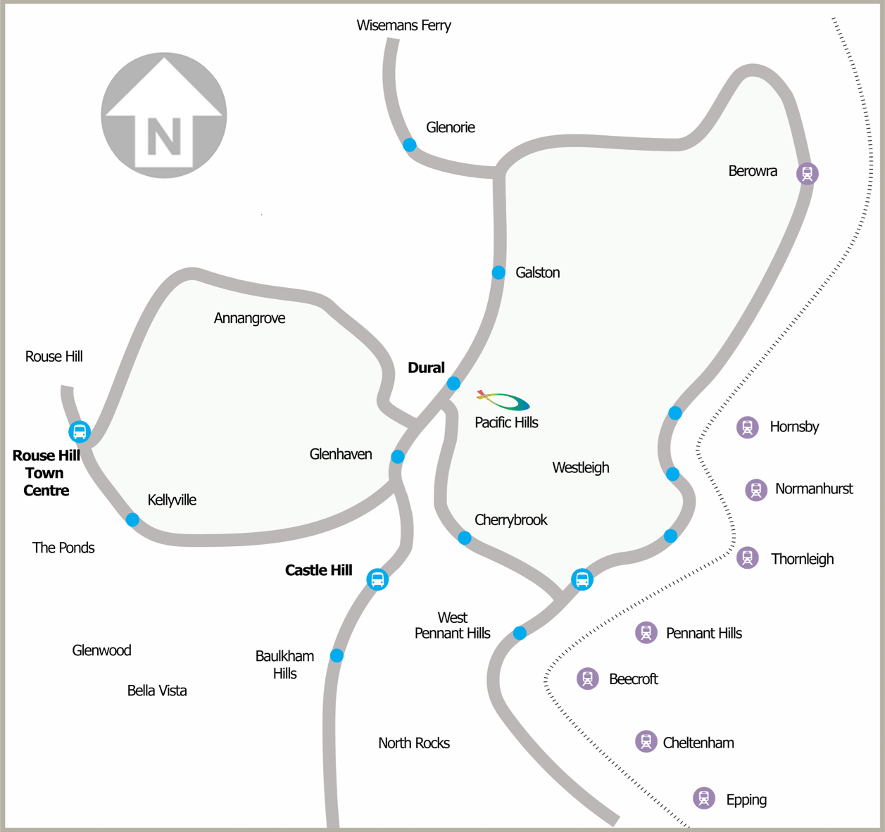 Transport Map