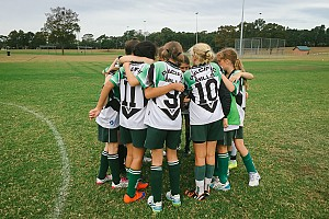 CSSA Primary Girls State Soccer Gala Day