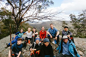 Bronze Duke of Edinburgh Practice Adventurous Journey