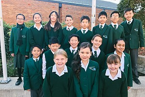 Middle School students do us proud at ...