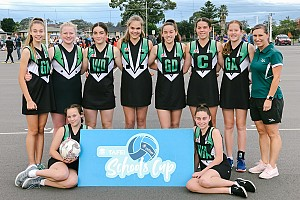 Years 7 & 8 Junior Netball Team