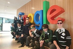 Going To Google!