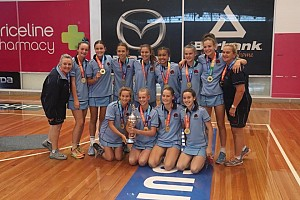 Gold for NSW
