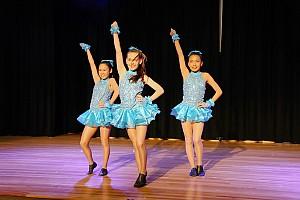 OMA Dance Troupe Showcase